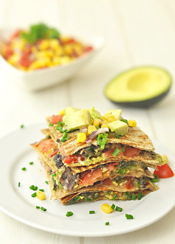 black-bean-quesadilla