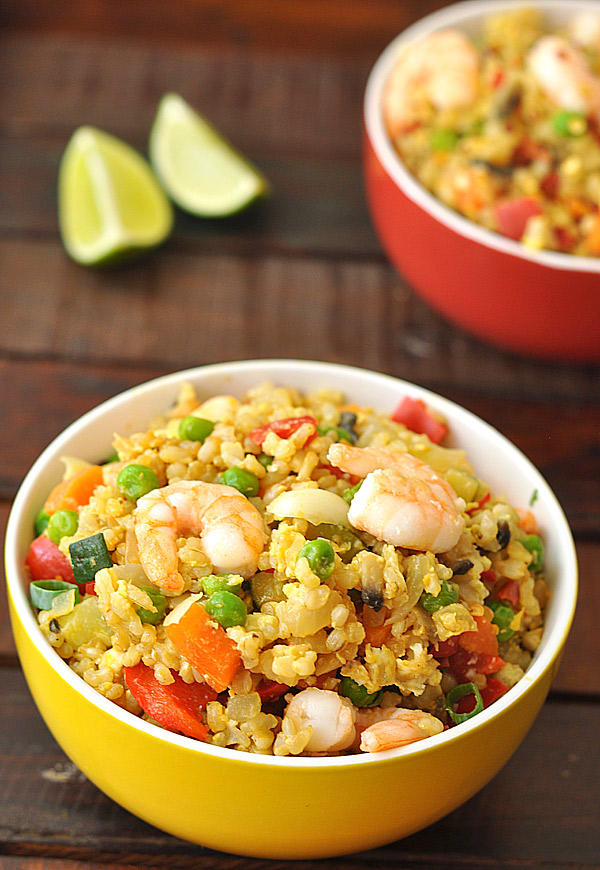 prawn-fried-rice