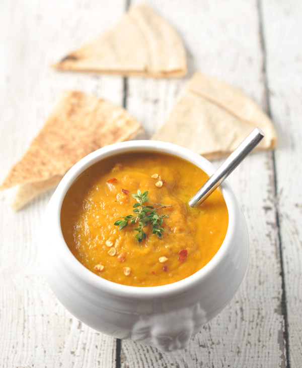 carrot-ginger-sweet-potato-soup