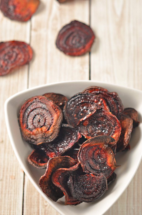 beetroot-chips