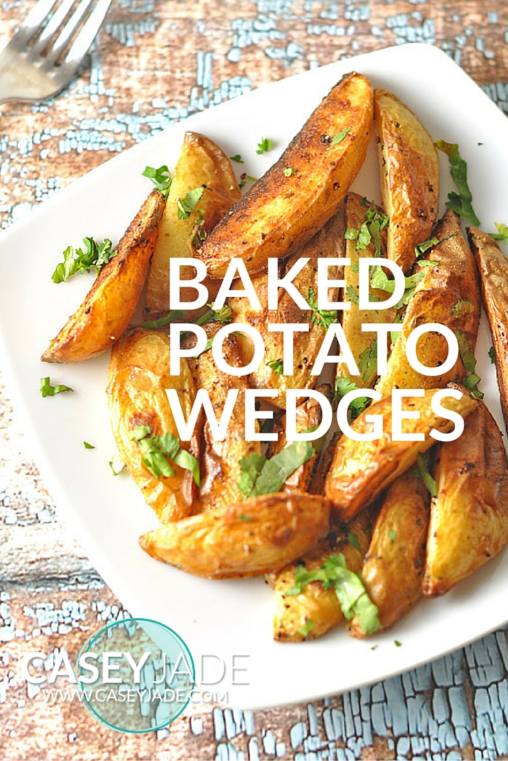 Baked Potato Wedge Recipe
