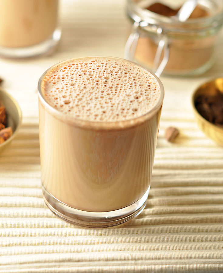 Creamy Chai Tea Latte