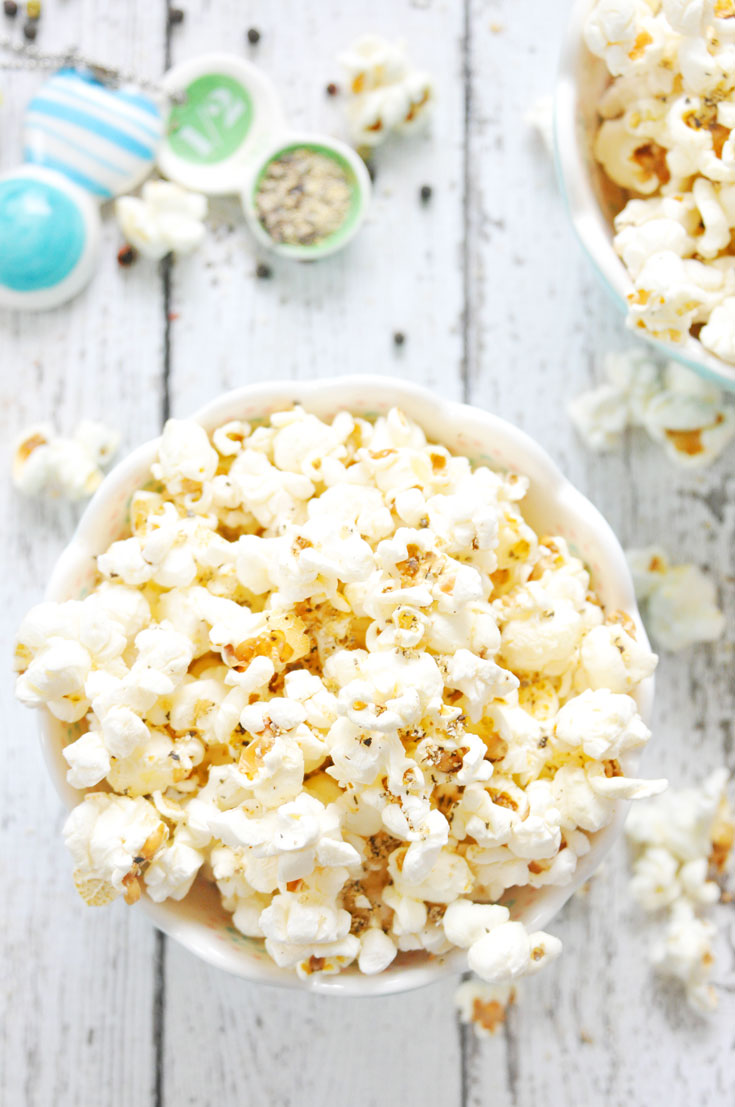 GARLIC-PEPPER-POPCORN